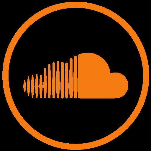 Soundcloud icon.
