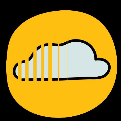 Soundcloud Icon Vector at Vectorified.com.