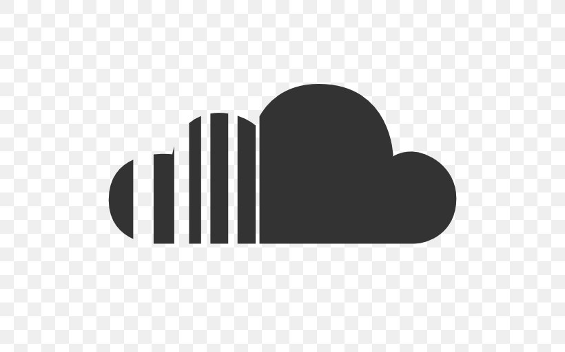 SoundCloud Download Logo, PNG, 512x512px, Soundcloud, Black.