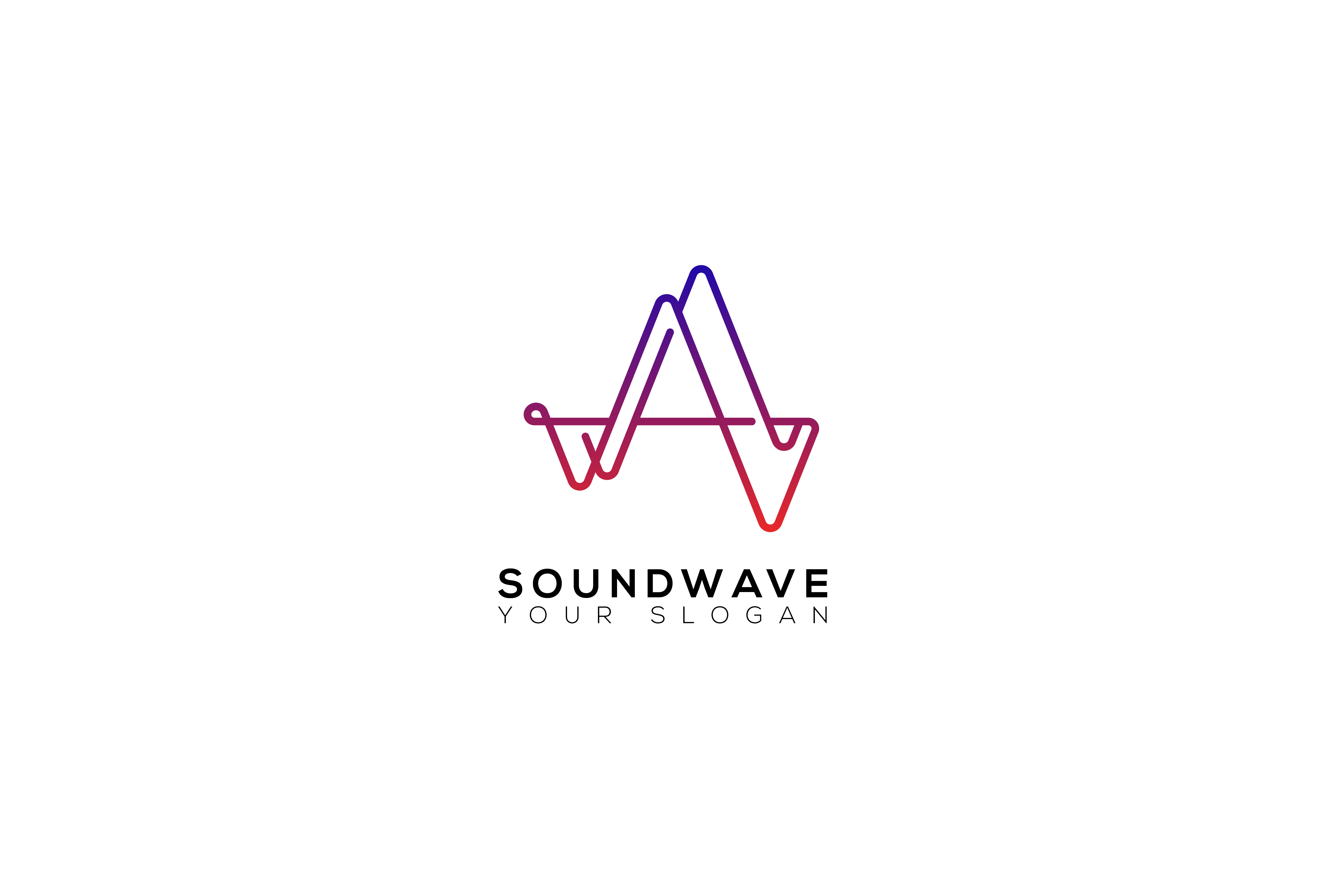 Sound Wave Logo.