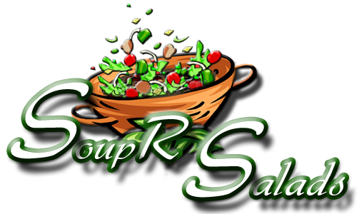 Soup And Salad Clip Art.