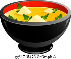 Soup Bowl Clip Art.