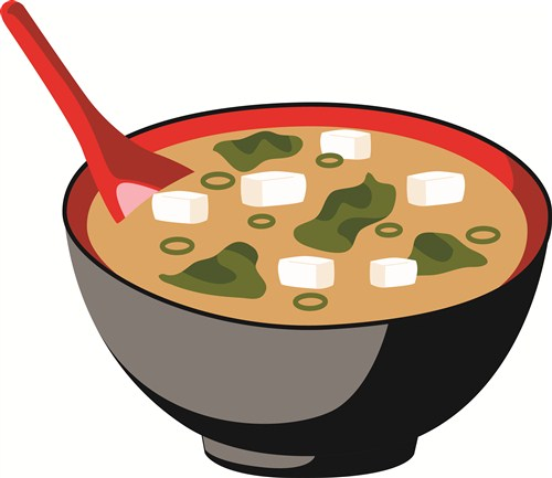 Miso soup clipart clip art library.