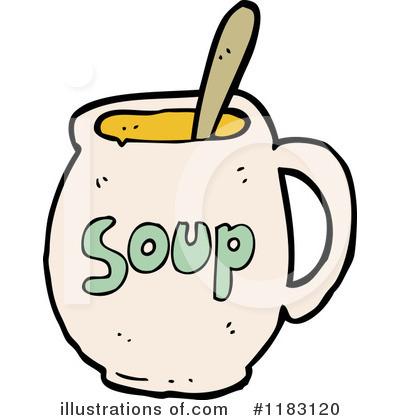 Soup Clip Art.