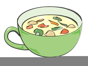 Free Clipart Soup And Sandwich.