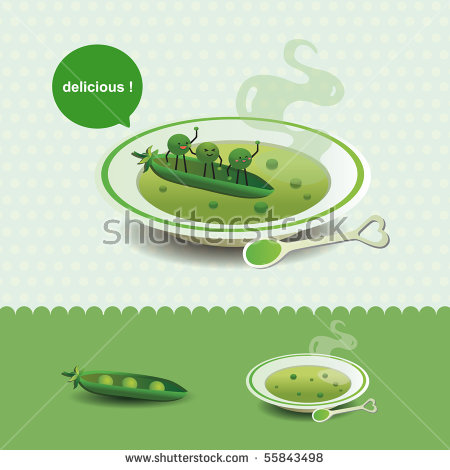 Green Soup Stock Vectors, Images & Vector Art.