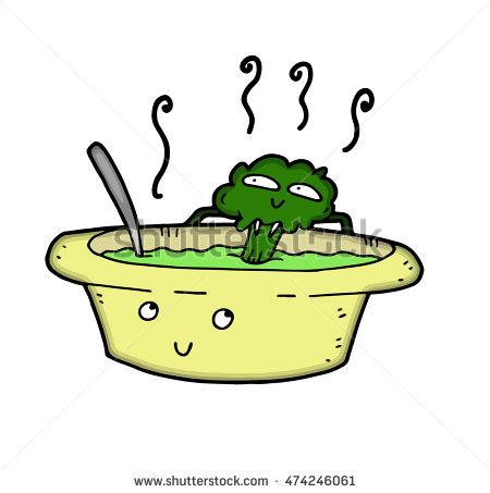 Broccoli Soup Stock Vectors, Images & Vector Art.