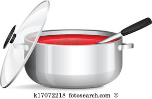 Soup pot Clip Art Vector Graphics. 2,578 soup pot EPS clipart.
