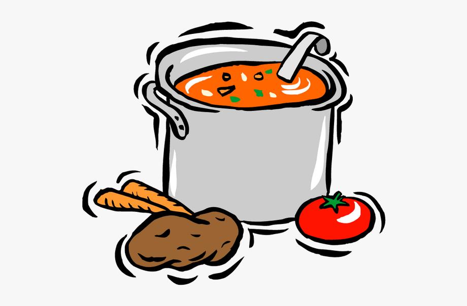 Soup clipart soup kettle, Soup soup kettle Transparent FREE.