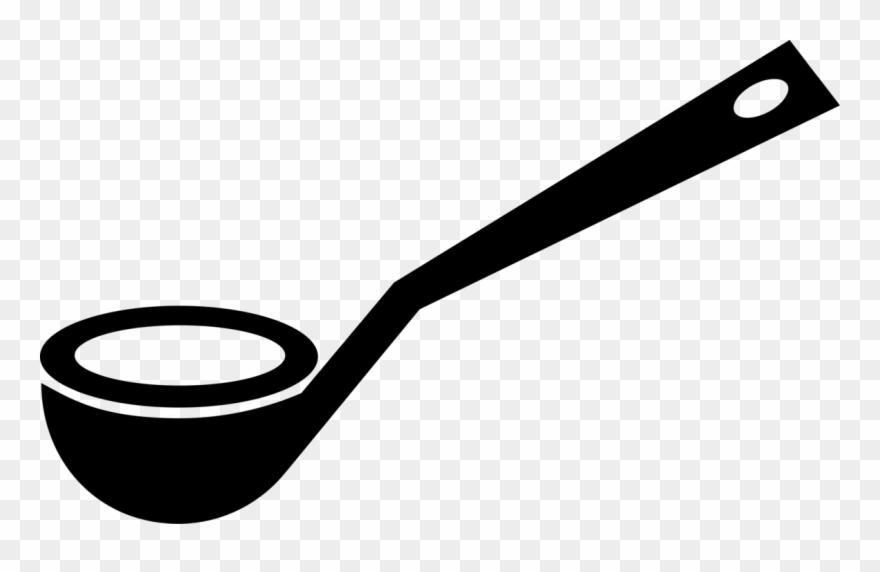 Kitchen Soup Ladle Spoon.