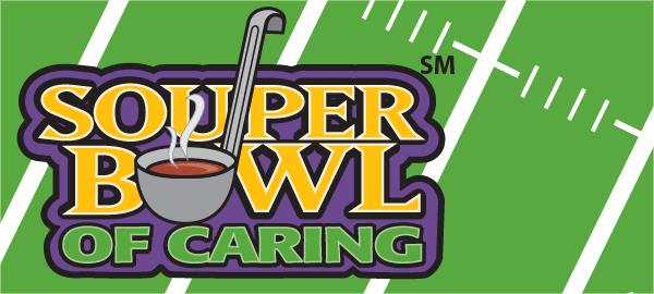 Souper Bowl of Caring.