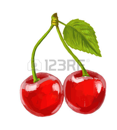 1,008 Sour Cherry Stock Vector Illustration And Royalty Free Sour.