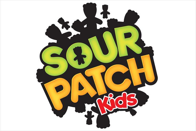 Sour patch kids Logos.