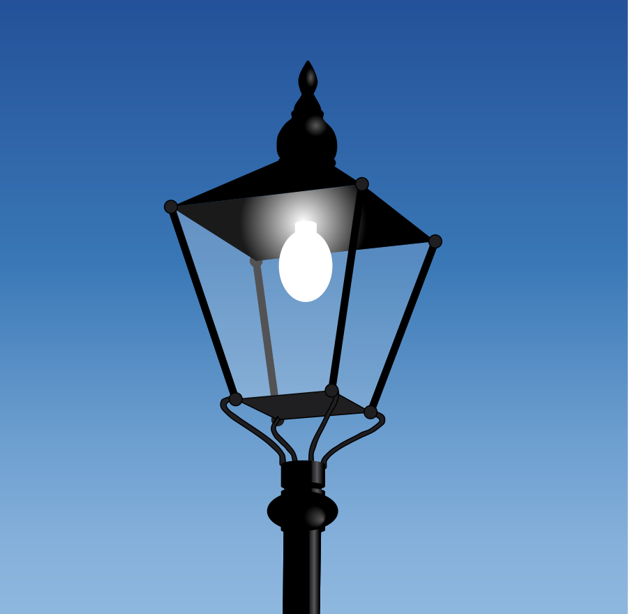 light bulb Clipart, vector clip art online, royalty free design.