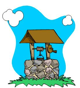 Water source clipart.
