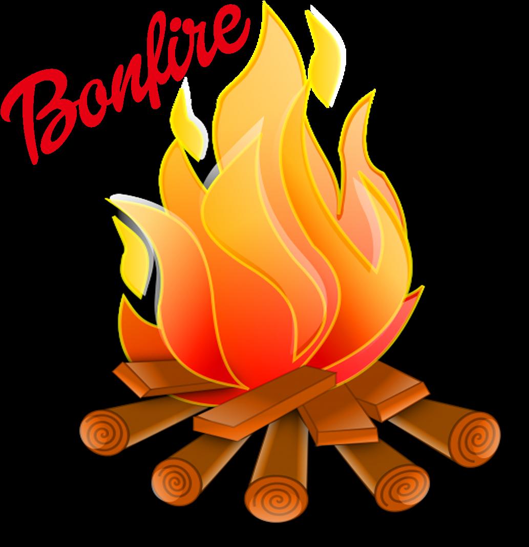 Bonfire Png Image.
