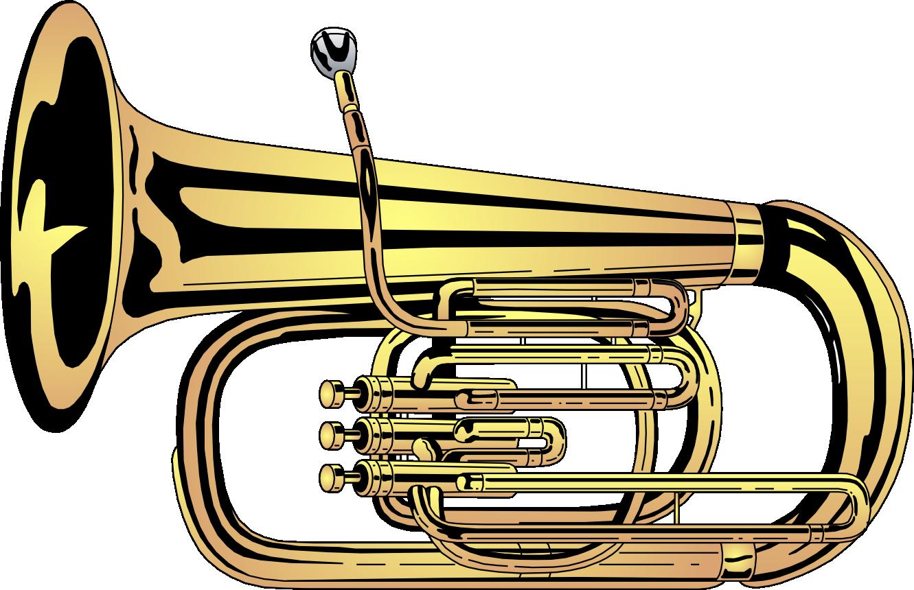 Tuba Clipart.