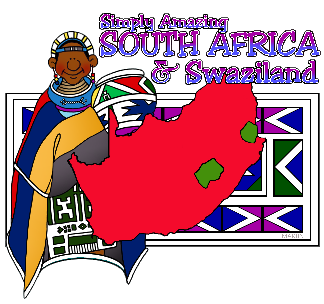 Clipart south africa clipartfest.