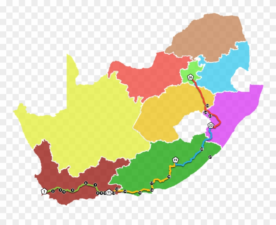 Towns And The Mzansi Experience.