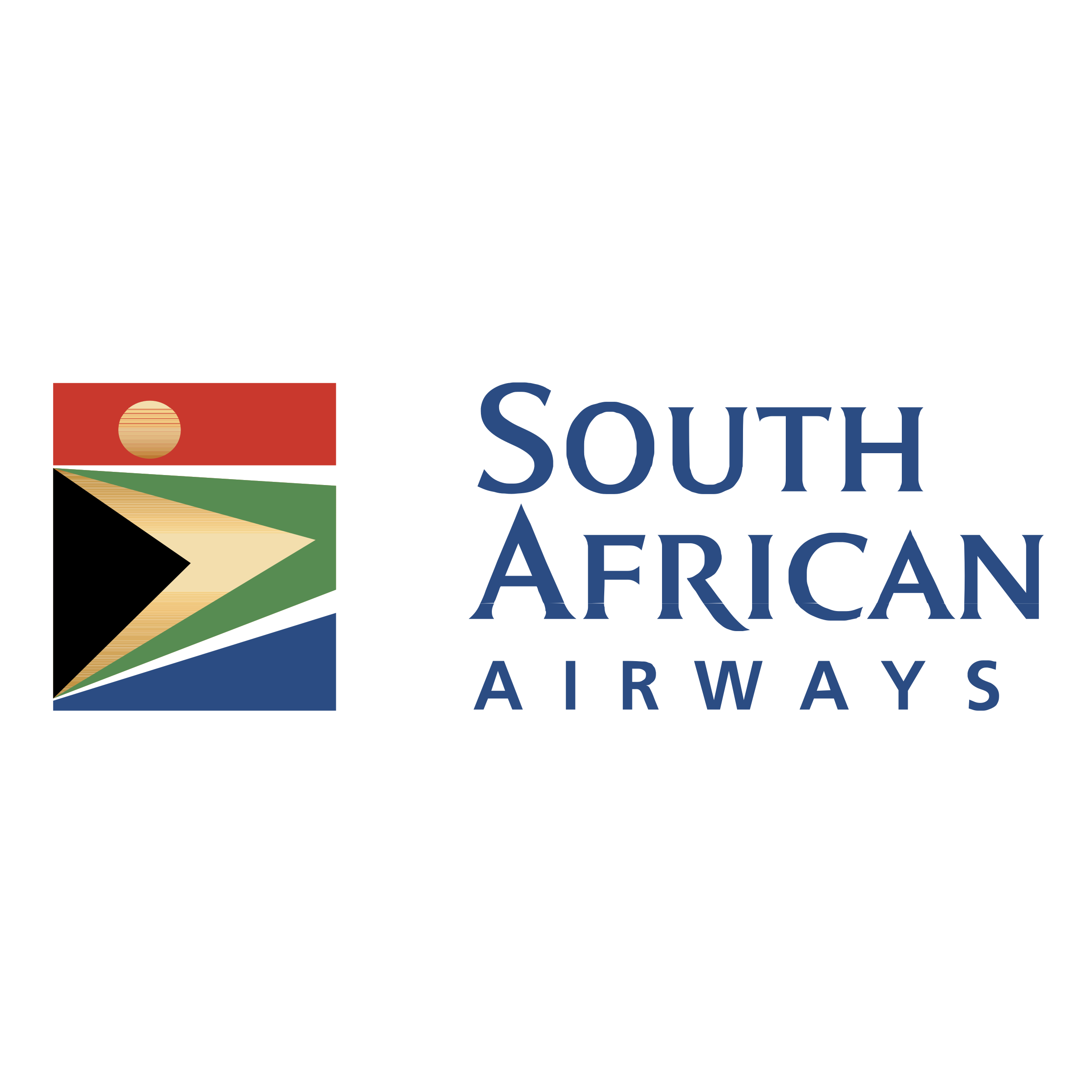 South African Airways Logo PNG Transparent & SVG Vector.