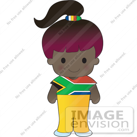South Africa Clipart.