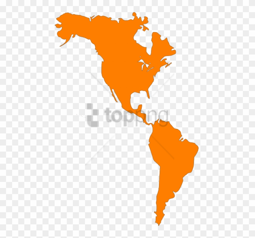 Map Of America Png.