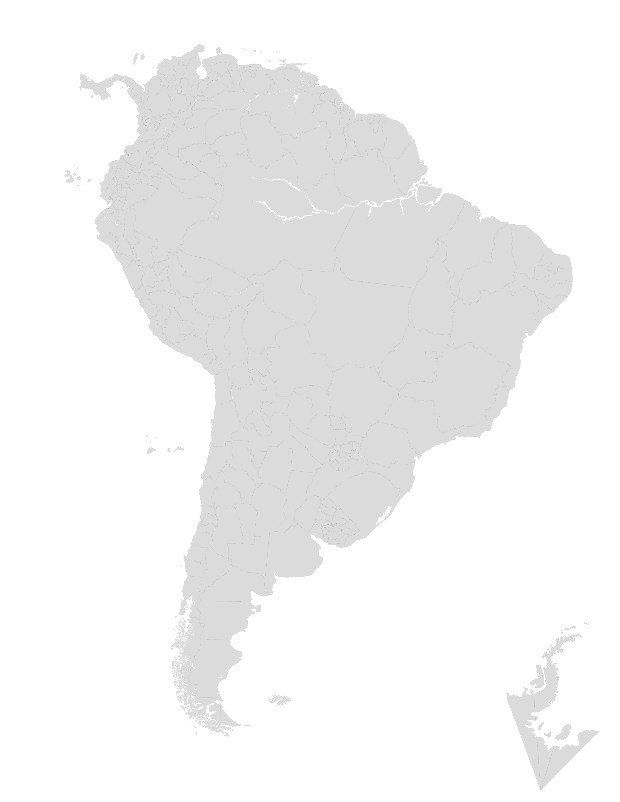 PNG South America Transparent South America.PNG Images.