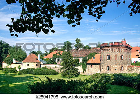 Stock Image of Trebon, South Bohemia, Czech republic k25041795.