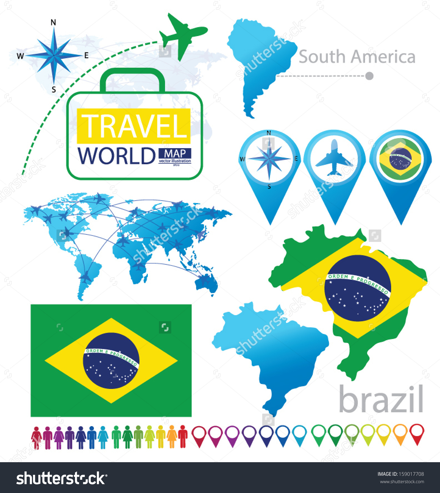 Technology Brazil Stock Photos, Images, & Pictures.