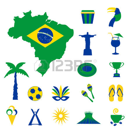 Brazilian South America Cliparts, Stock Vector And Royalty Free.