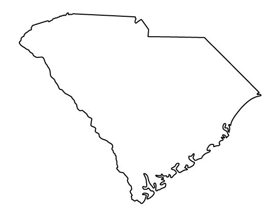91+ South Carolina Clip Art.