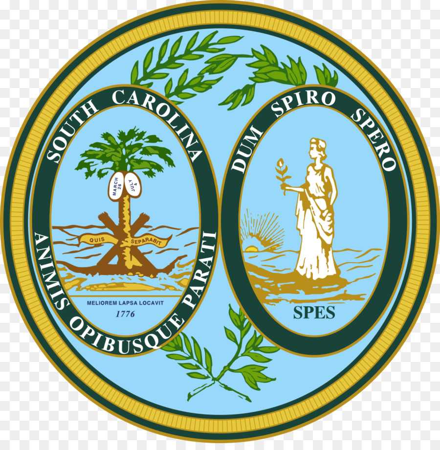 south carolina state seal clipart Seal of South Carolina.