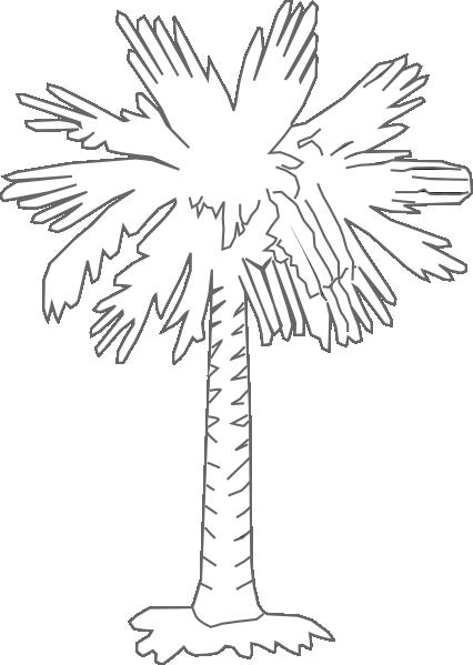 South Carolina Palmetto Logo.