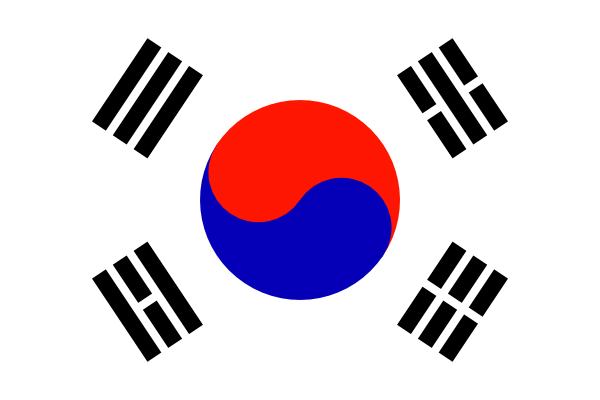 South KoreaTaegeukgi clip art Free Vector / 4Vector.