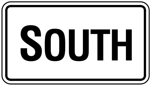 to the south clipart clipground
