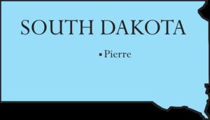 South Dakota State Clip Art at Clker.com.