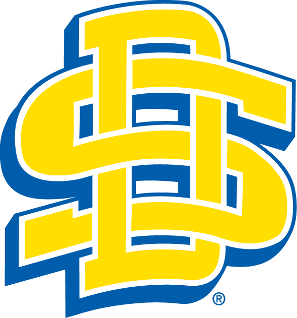 South Dakota State Jackrabbits Alternate Logo.