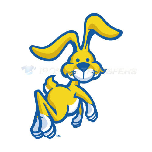 South Dakota State Jackrabbits Logo T.