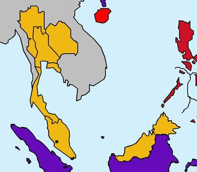 Federal Republic of South East Asia.