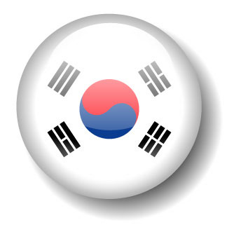 CLIPART SOUTH KOREA.