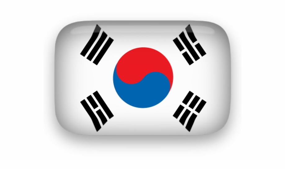 South Korea Flag Clipart National Flag Of Korea.