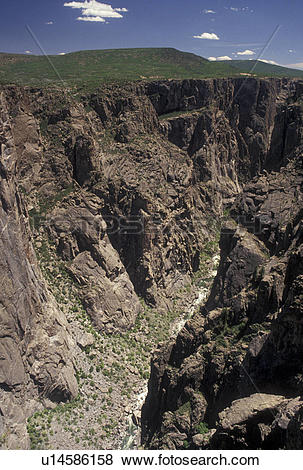 Pictures of Black Canyon of the Gunnison National Park, CO.