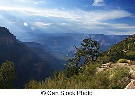 Stock Photo of Grand Canyon National Park (South Rim), Arizona USA.
