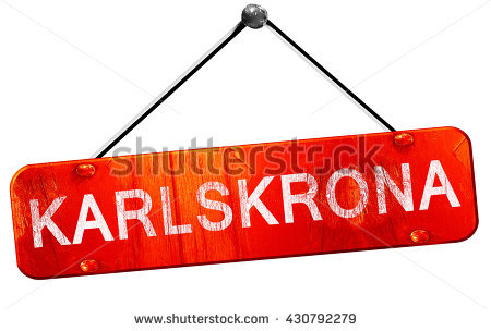 Karlskrona Stock Photos, Royalty.