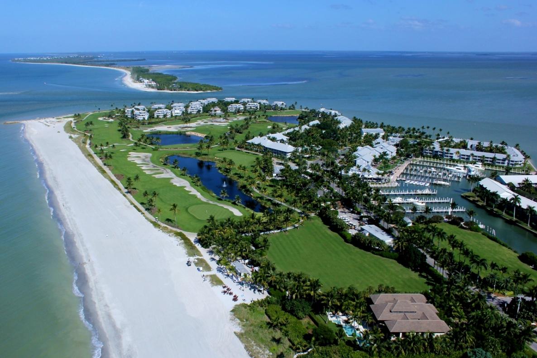 South Seas Island Resort.