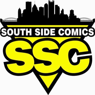 South Side Comics (@SouthSideComics).