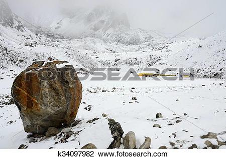 Stock Photo of Big stone.