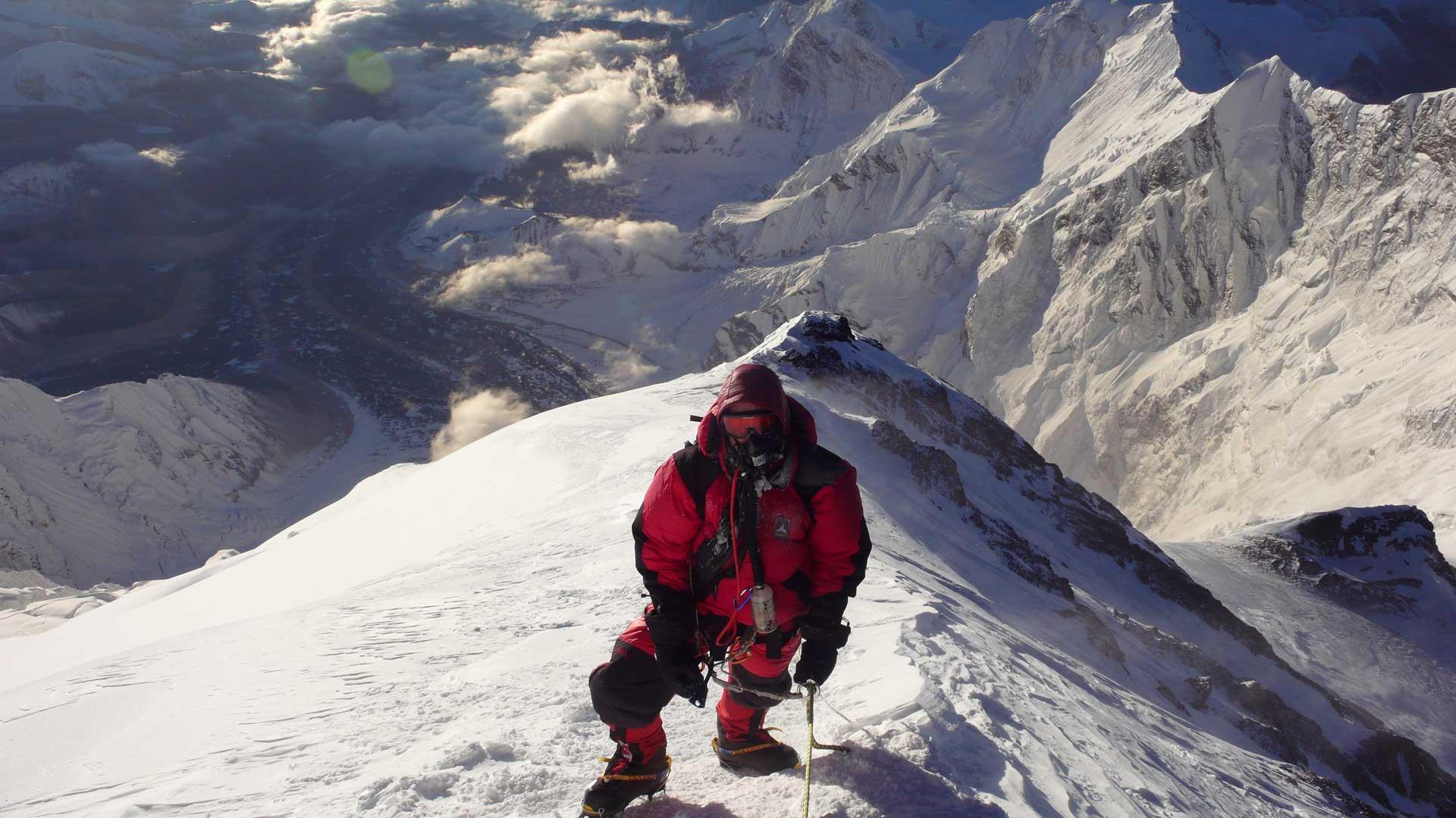 Madison Mountaineering.