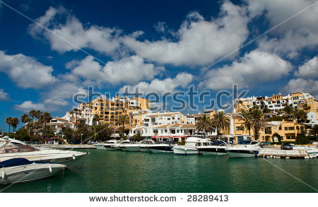 Costa Del Sol Spain Stock Photos, Royalty.