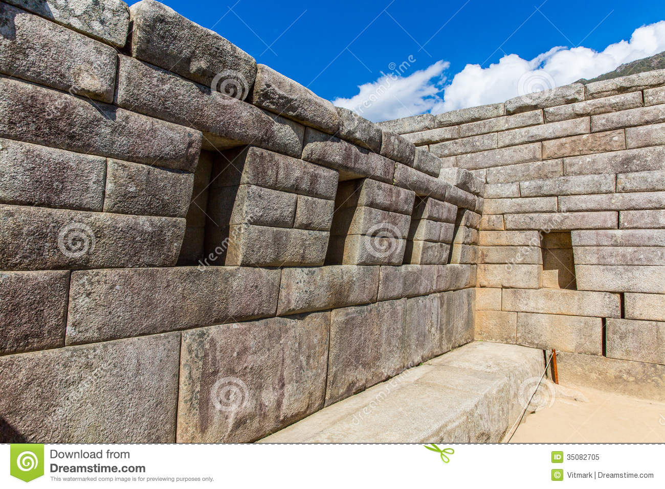 Inca Architecture Clipart.